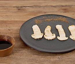 黄油煎松茸 炭火烤松茸 云腿蒸松茸|美食台的做法