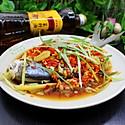 剁椒蒸金鲳鱼#金龙鱼外婆乡小榨菜籽油 我要上春碗#