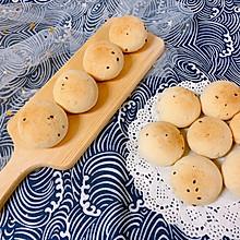 原味麻薯面包