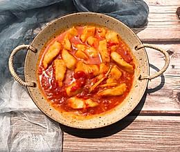 汤汁鲜美的番茄龙利鱼的做法
