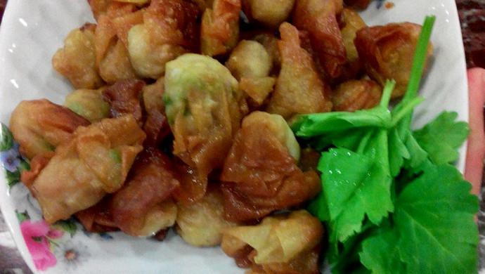 大喜大牛肉粉【试用之一】    牛肉粉鲜虾米馄饨