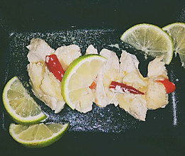 减肥餐(柠檬鸡胸肉)的做法