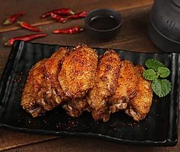 川式经典之椒麻鸡翅,吃完嘴里麻的像刮大风的做法