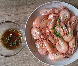 水煮基围虾的做法