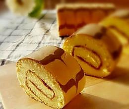 千叶山楂酱蛋糕卷       简单易学的做法