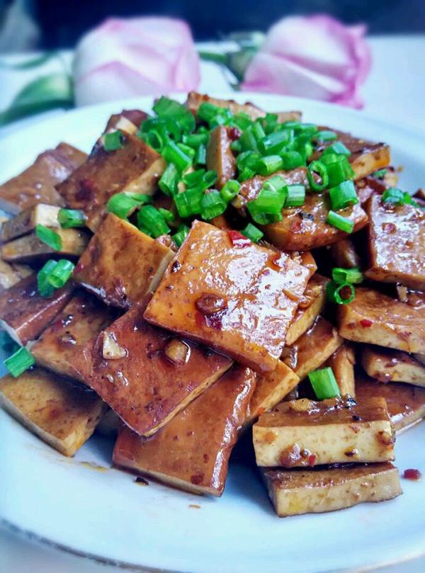 豆腐干的做法