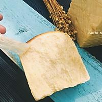 适合撕着吃的超松软牛奶吐司的做法图解13