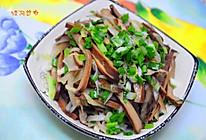 五香豆干拌鬼子姜-有营养的快手菜#寻人启事#的做法