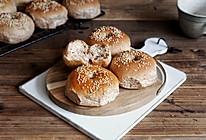 红糖全麦面包(波兰种)#挚爱烘焙·你就是MOF#的做法