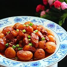 小土豆炖肉#鲜香滋味 搞定萌娃#