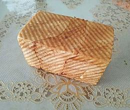 椰蓉方吐司的做法