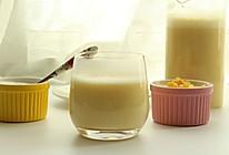 玉米豆浆的做法