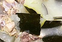 小姨妈老火汤:冬瓜煲龙骨的做法