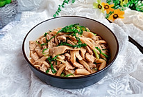 #秋天怎么吃#蘑菇炒肉【十分钟快手菜】的做法