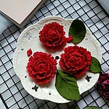 清新玫瑰曲奇