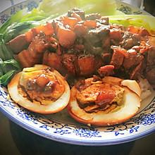 #中秋团圆食味#不放一滴油的卤肉饭