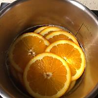 橙香毛巾蛋糕卷的做法图解3