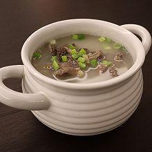 #快手又营养,我家的冬日必备菜品#羊杂汤
