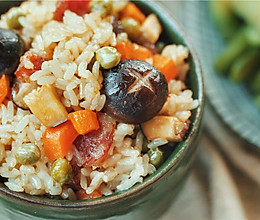 立夏,来碗豌豆饭,开始我们的盛夏时节吧。的做法