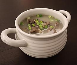 #快手又营养,我家的冬日必备菜品#羊杂汤的做法