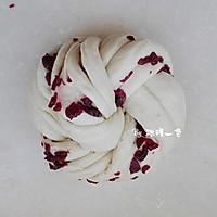 蔓越莓手撕面包的做法图解7