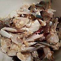 宁波特色腌螃蟹#每道菜都是一台食光机#的做法图解8