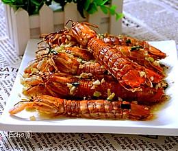 蒜香皮皮虾的做法