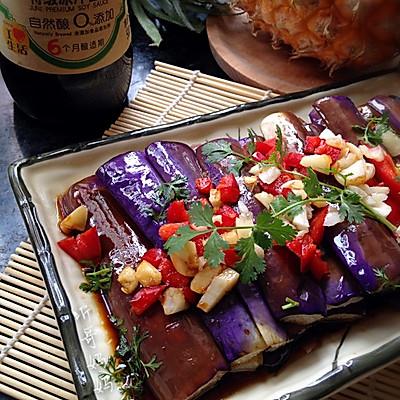 素食之——酱油茄子捞