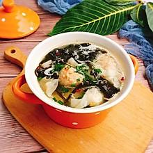 #精品菜谱挑战赛#鲜虾馄饨