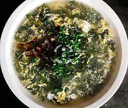 紫菜蛋花汤的做法