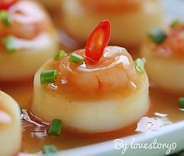 虾仁玉子豆腐的做法