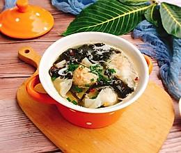 #精品菜谱挑战赛#鲜虾馄饨的做法