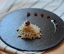 粉蒸土豆丝的做法