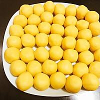 仿香港美心流心奶黄月饼#法国乐禧瑞,百年调味之巅#的做法图解32