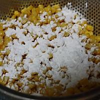 十分钟搞定人气小吃【玉米烙】的做法图解3