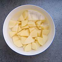 #就是红烧吃不腻!#红烧土豆的做法图解2