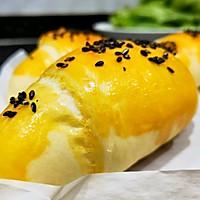 椰蓉面包卷的作法流程详解20