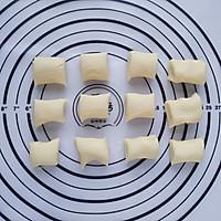 菊花酥饼#我的烘焙不将就#的做法图解5