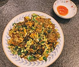 闽南名菜:蚵仔煎(海蛎煎)的做法
