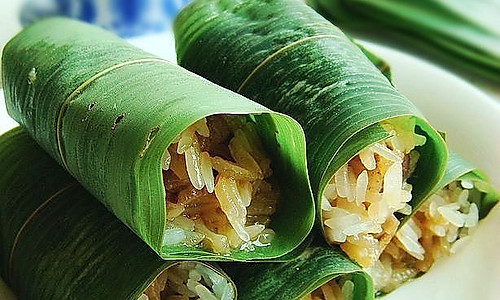 粽香糯米骨的做法