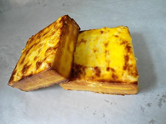 经典复刻:不用烤箱亦可岩烧乳酪/早餐土司烧(附常见奶酪种类)