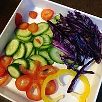 减肥沙拉的做法图解2