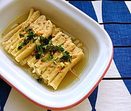 高汤豆腐卷——小时候的味道#春天就酱吃#的做法