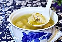 金银花炖鸡汤的做法