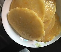 宝宝快手早餐之橙味饼的做法