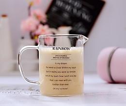#做道懒人菜,轻松享假期#快手香蕉奶昔的做法