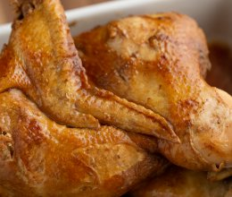压力锅焖鸡的做法