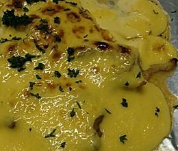 黄金酱烧鸡扒肉的做法