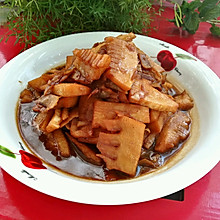 油焖冬笋#盛年锦食·忆年味#