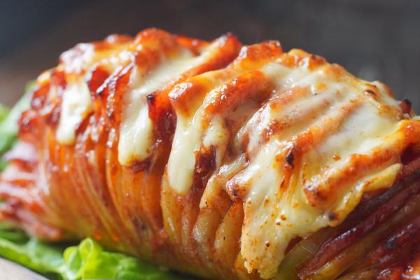 日食记丨千层风琴土豆